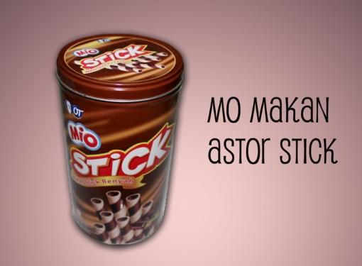 astor stick 1 ukuran kecil